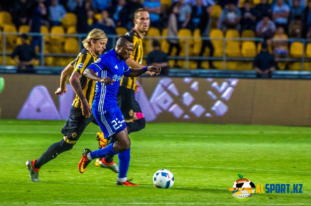 В Алматы пройдут матчи Лиги Чемпионов