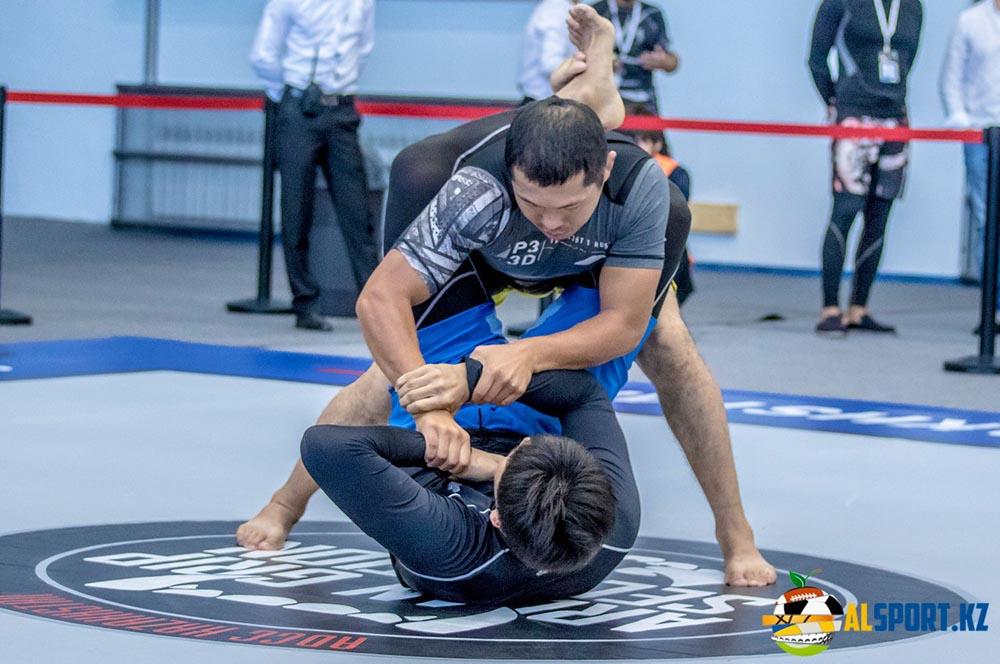 В Алматы прошел Международный турнир Arlan Grip Selection по сабмишн файтингу
