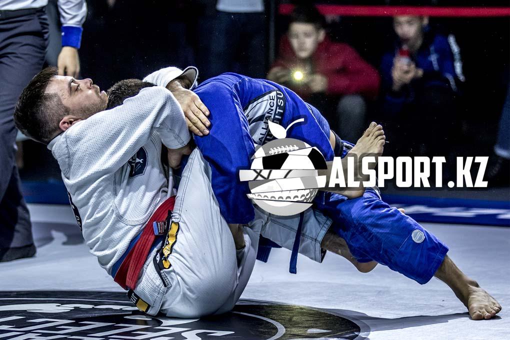 Турнир по бразильскому джиу-джитсу Arlan Grip Final в Алматы