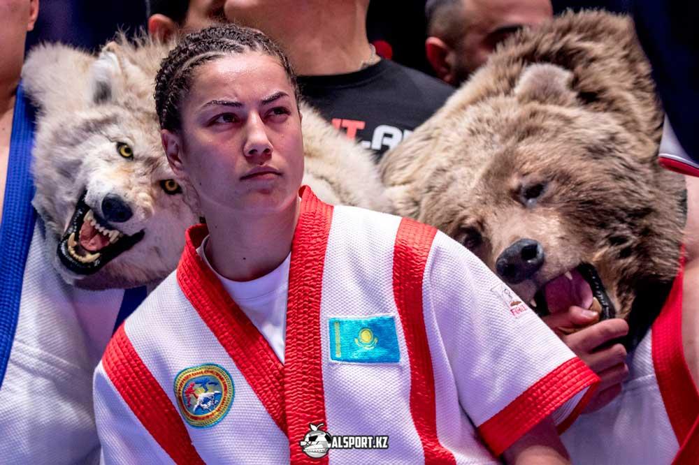 Фируза Шарипова в ближайшее время хочет провести еще один бой в Алматы