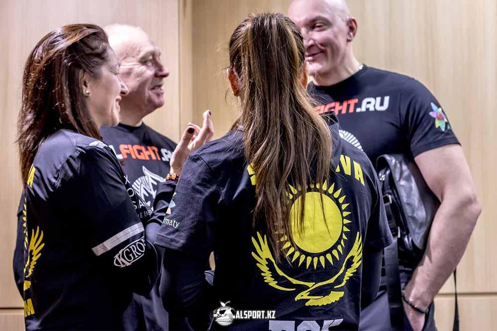 Достигнута договоренность о проведении боя Фируза Шарипова - Ева Вальстрем