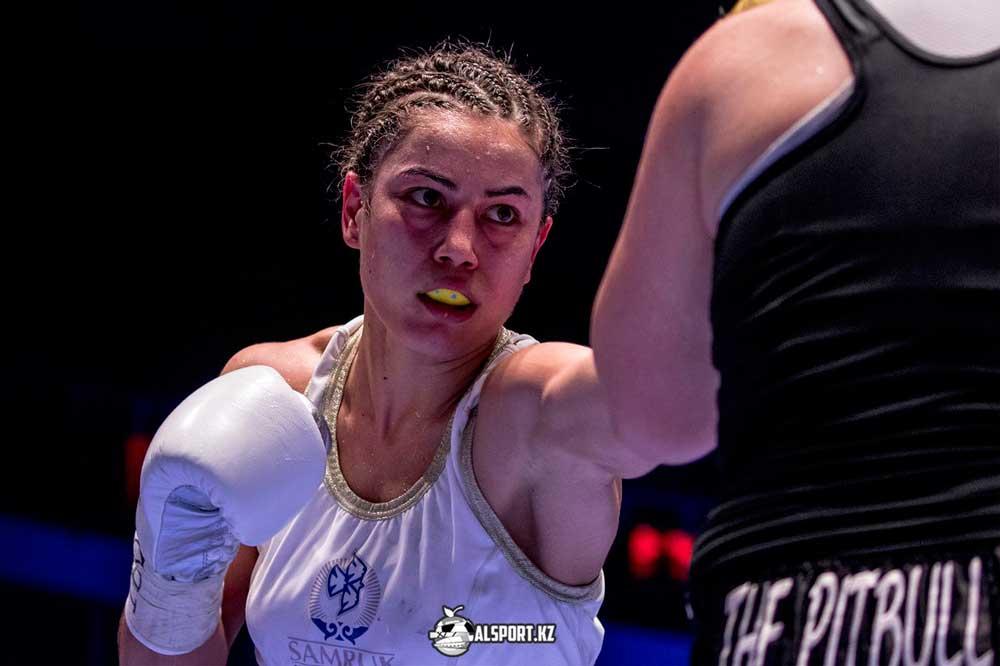 Ветераны отечественного бокса выступили против того, чтобы Фируза Шарипова выступила на Олимпиаде от Казахстана