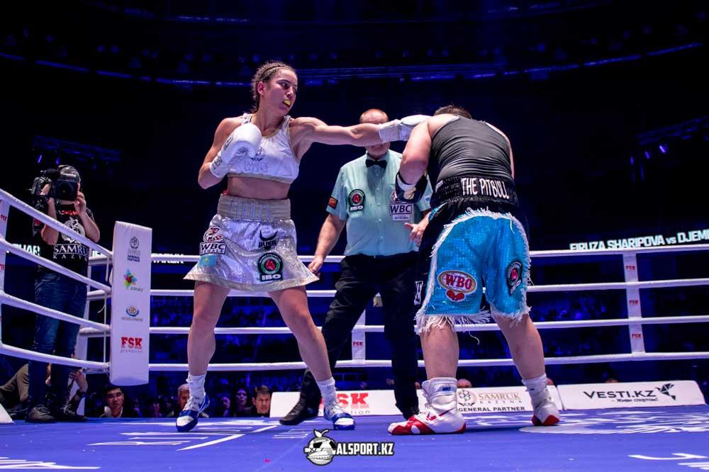 Фируза Шарипова узнала имя соперницы на ближайший бой