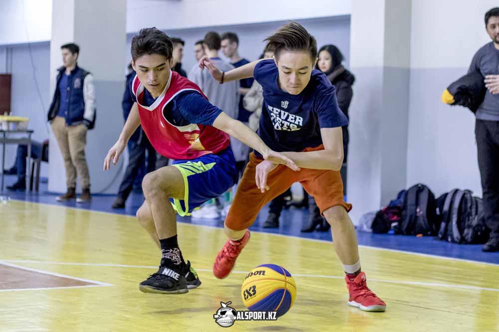 """Секция """"2 шага"""" приглашает детей на тренировки по баскетболу"""