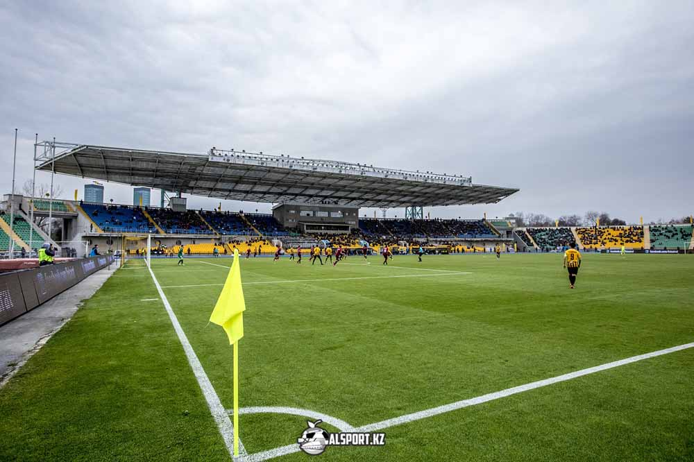 Сборная Казахстана отменила все товарищеские игры в Алматы