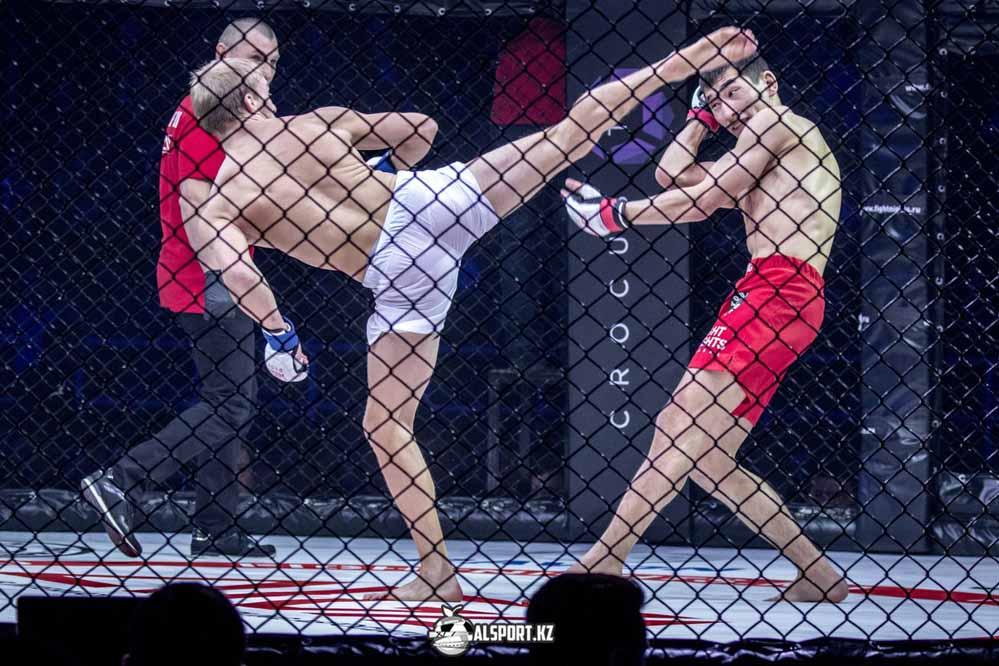 UFC отменил турнир в Казахстане - смешанные боевые единоборства