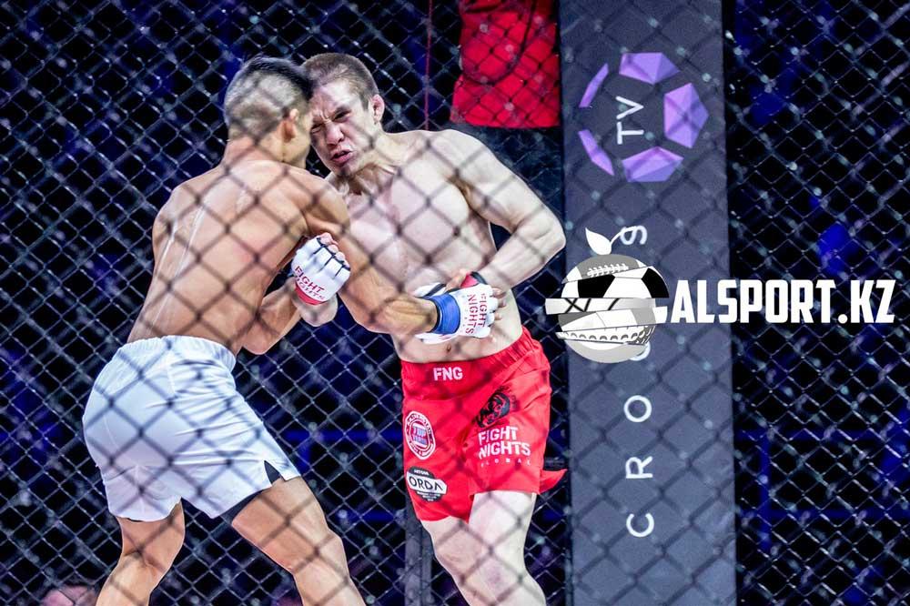Жалгас Жумагулов одолел Тайсона Нэма (+полное видео турнира Fight Nights GlobalFight 86)