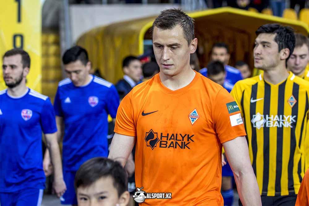 """Бывший вратарь """"Кайрата"""" назвал возможную причину, почему Стоилов не вызывал Покатилова в сборную"""