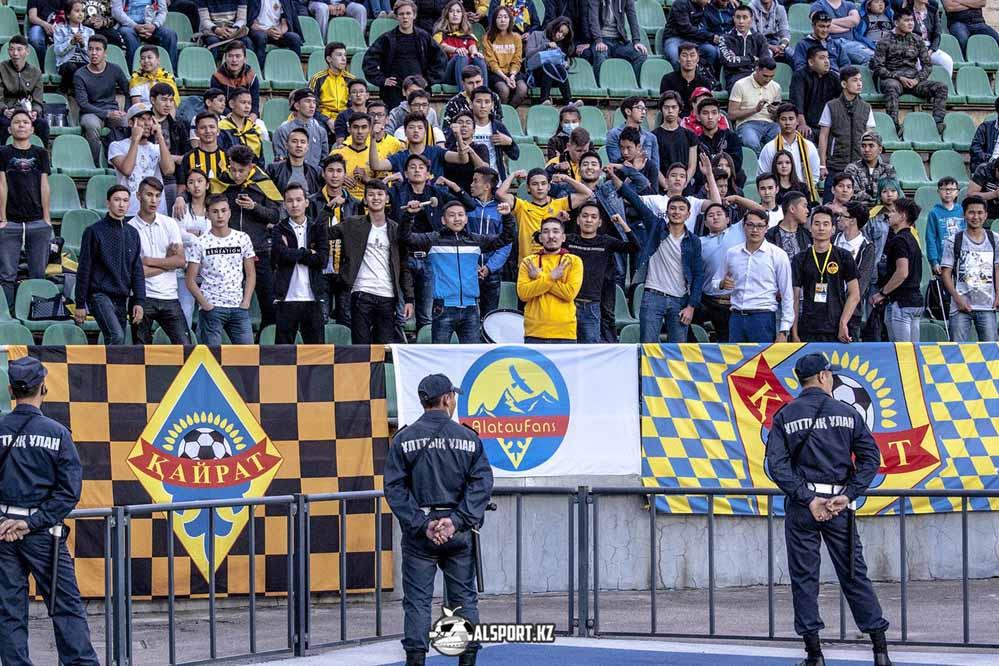В Казахстане вновь отменяют спортивные мероприятия