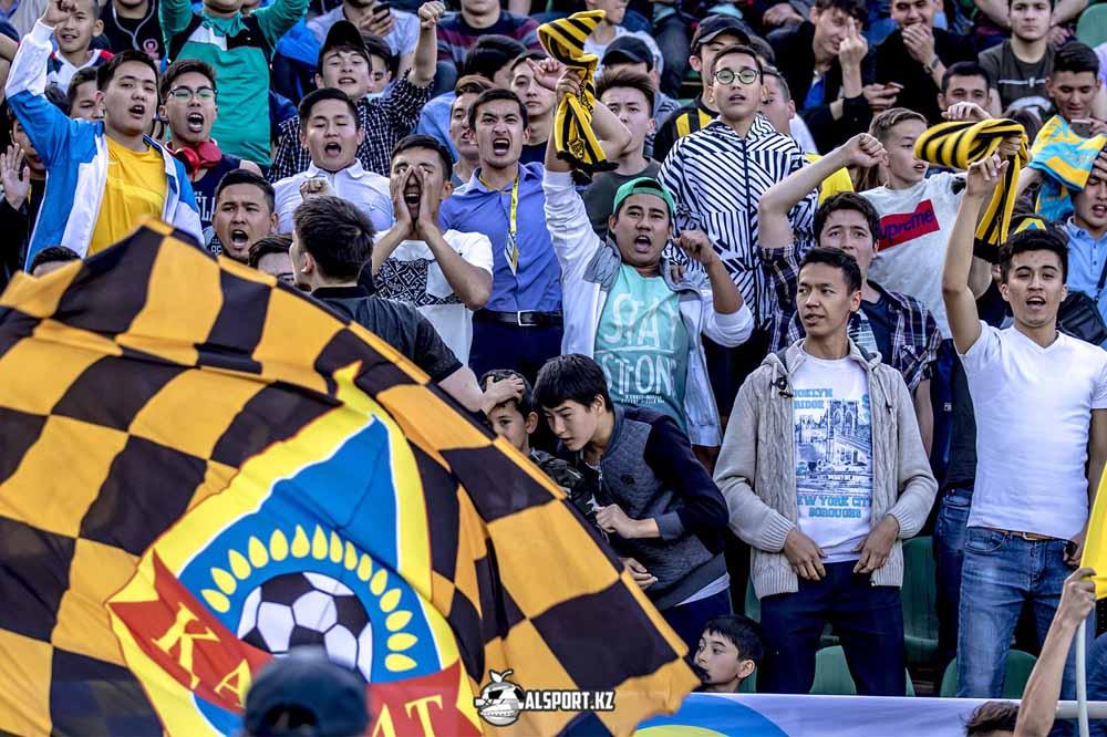 Алматинский Кайрат завоевал Суперкубок-2017
