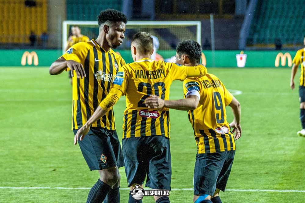 Опубликован проект календаря футбольного сезона 2019 в Казахстане