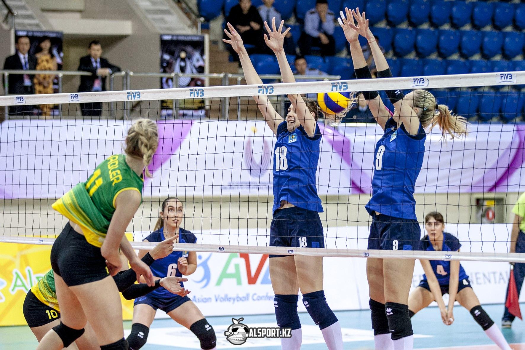В казахстанском волейболе всплыли договорные матчи