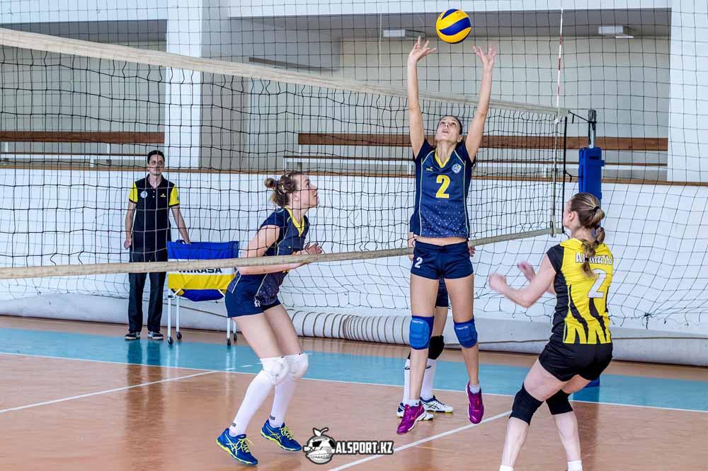 Волейболистки Казахстана одолели хорваток