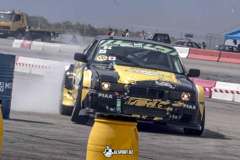 Опубликован календарь соревнований по джимхане Gymkhana Racing Series-2019