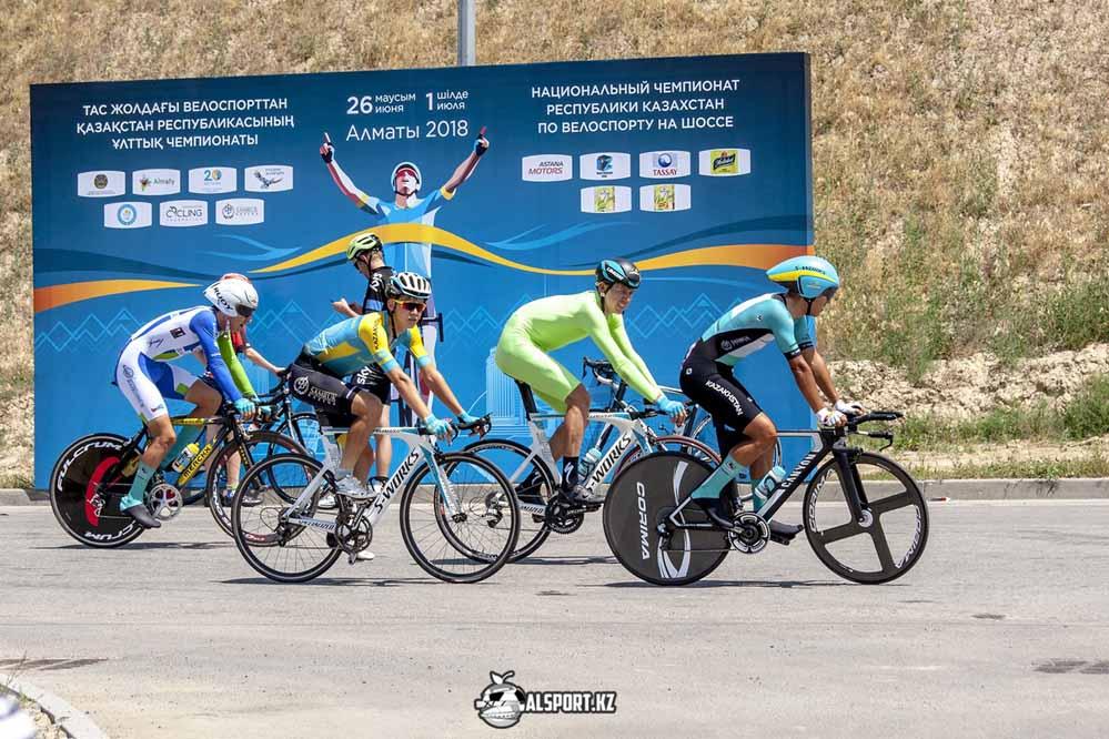 В Алматы 9 сентября перекроют дороги из-за велопробега (схема перекрытия)