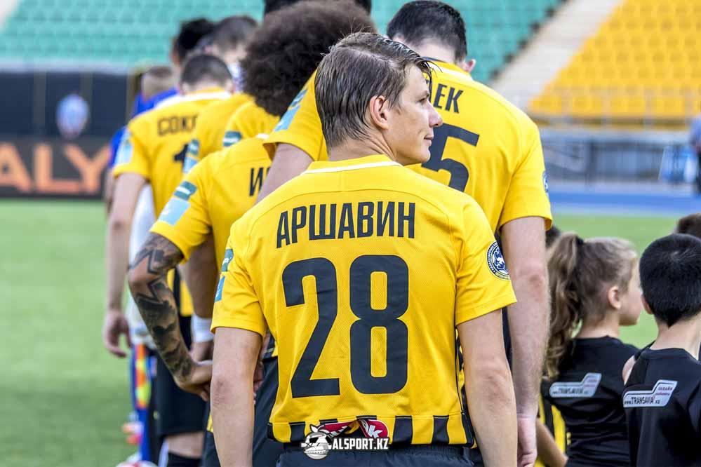 Валерий Карпин как тренер алматинского Кайрата