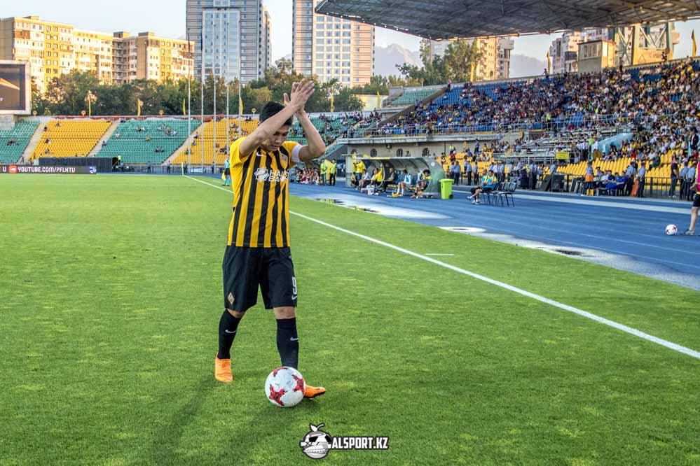 Бауыржан Исламхан перешел в арабский клуб