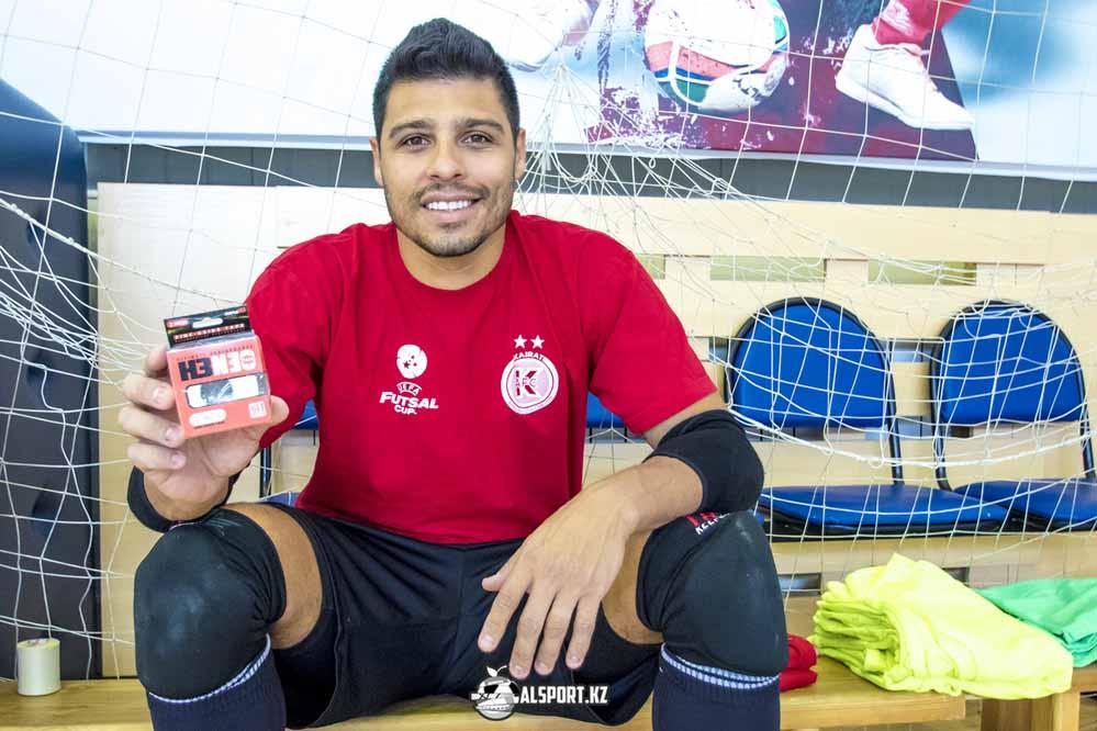 """Игроки и тренер футзального """"Кайрата"""" едва не стали лучшими в UMBRO Futsal Awards 2017"""