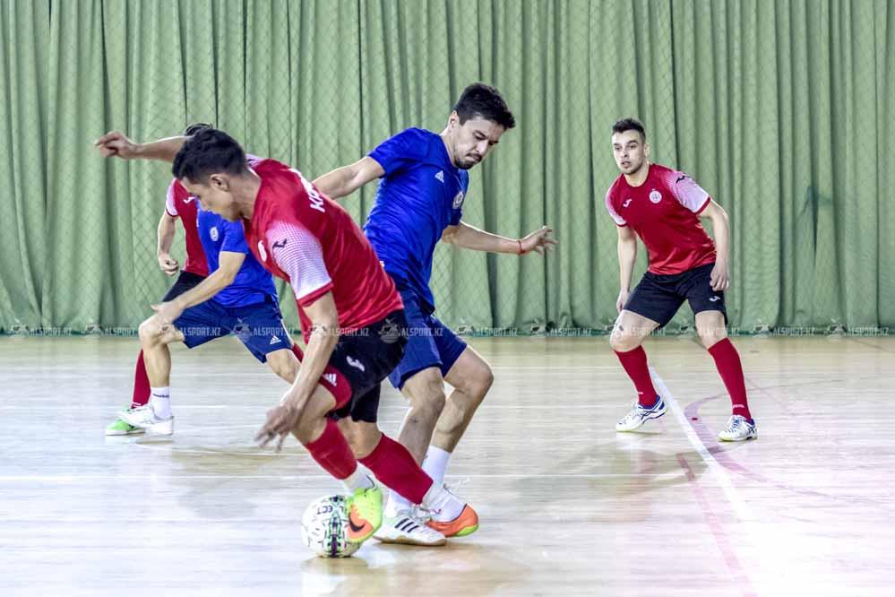 Сборная Казахстана по футзалу проведет в Алматы матч с Хорватией