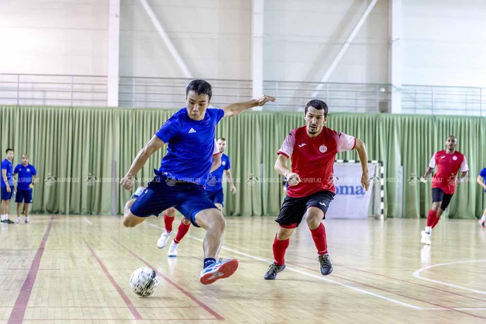 Казахстан подал заявку на проведение Евро-2022 по футзалу