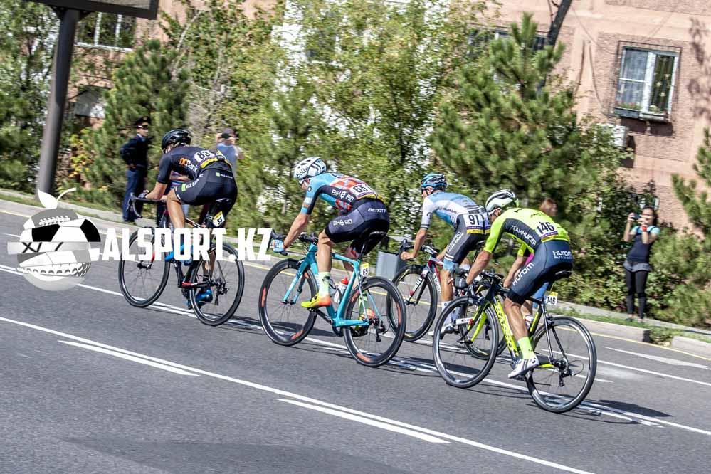 велогонка Тур Алматы-2018