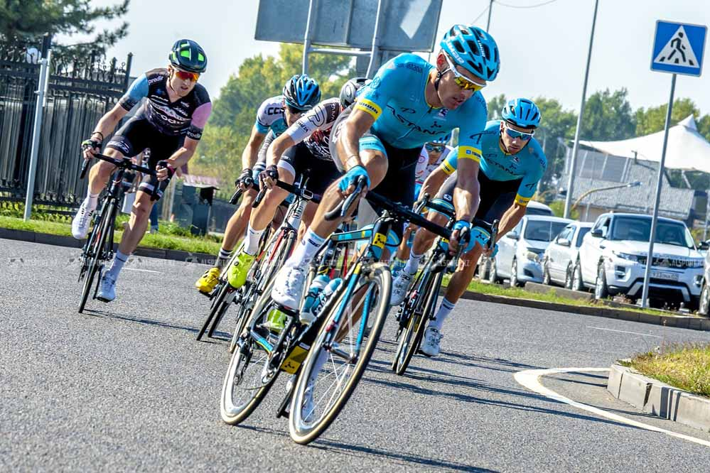Первый этап Тур Алматы 2018 29 сентября