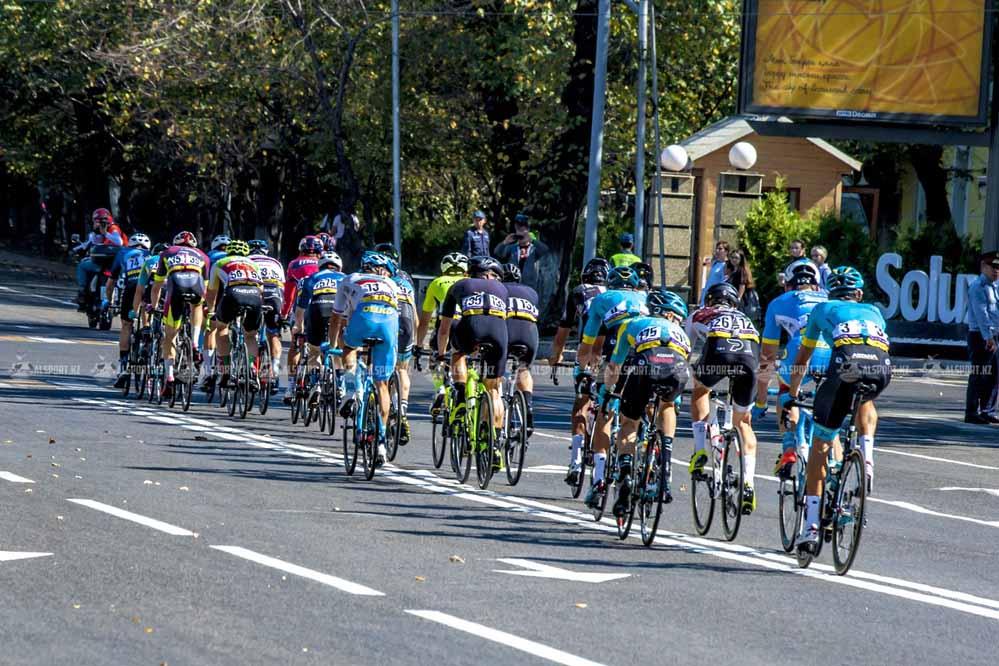 Велогонщики Astana Pro Team выиграли Тур Алматы-2017