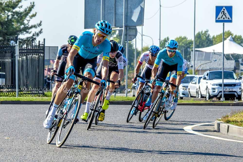 В конце августа состоится крупнейшая велогонка Тур Алматы-2019