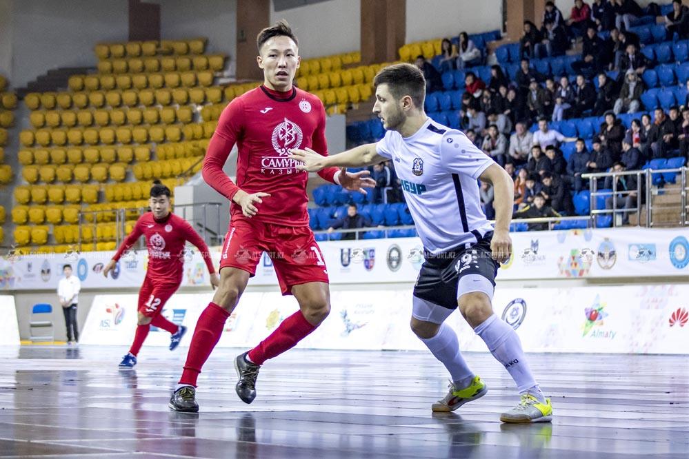 АФК Кайрат Лига чемпионов 2018