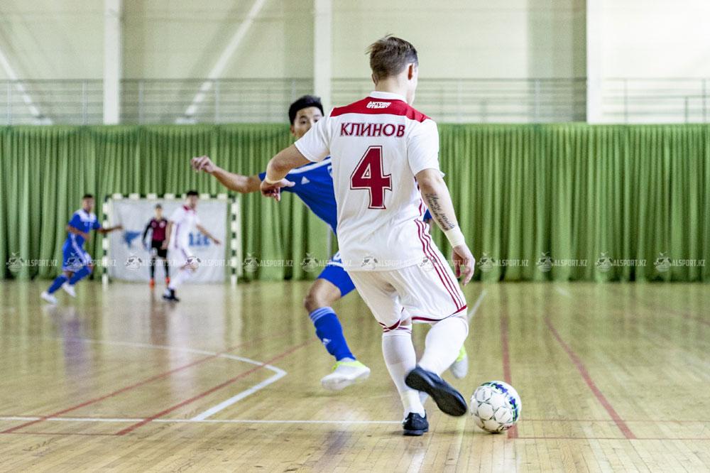 Кайрат стартовал с победы в Элитном раунде Лиги чемпионов