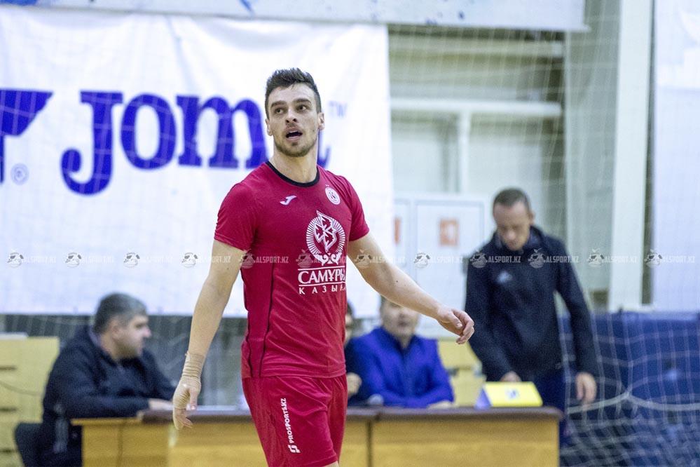 Футзалисты Кайрата вылетели из Кубка Казахстана 2018