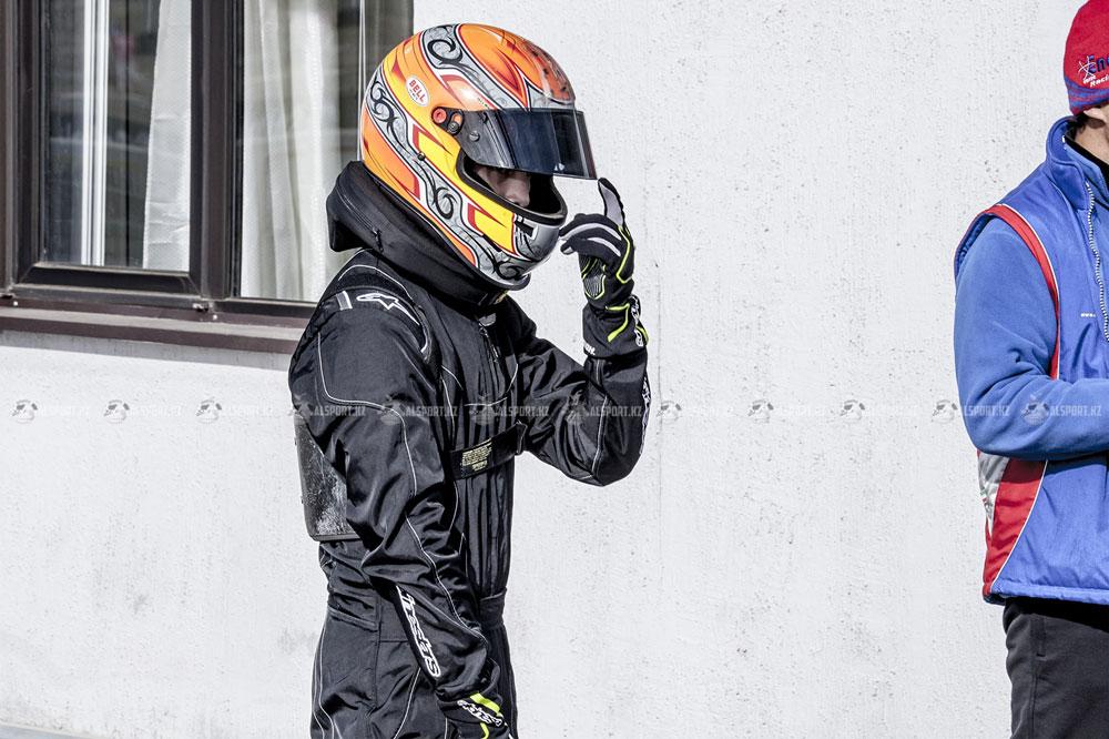 Султан Ибрагимов будет выступать в Формуле-4