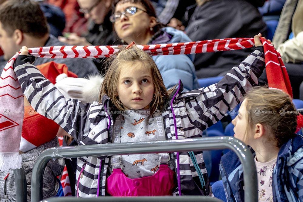Тренировки по хоккею для детей от игроков ХК Алматы