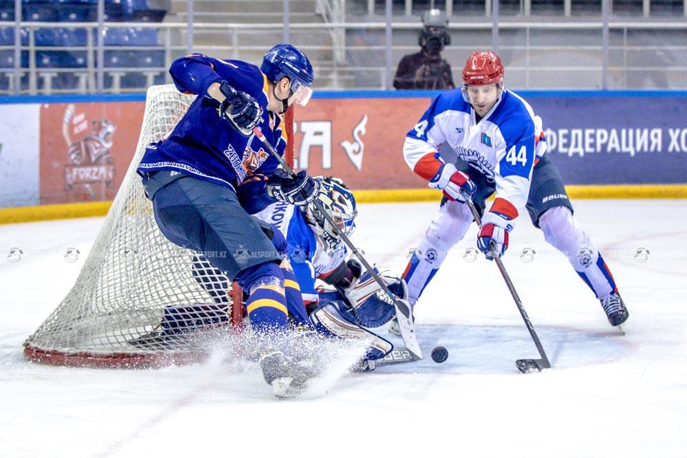 Кубок Казахстана по хоккею 2019
