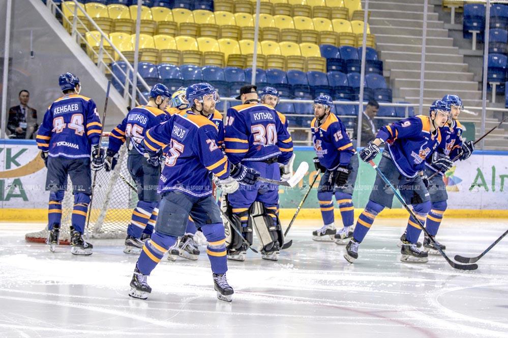 Чемпионат Казахстана по хоккею 2019-2020 досрочно завершен