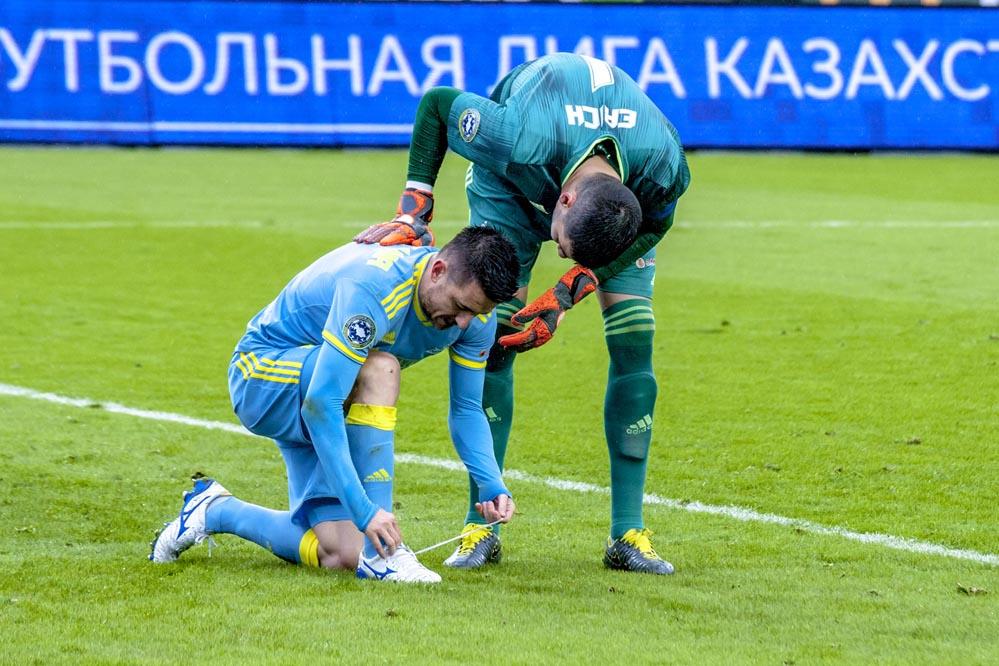 Астана сократила бюджет в КПЛ сезона 2020 года