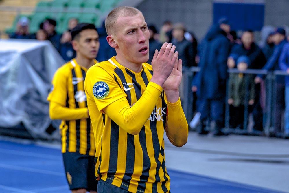 """Игроки """"Кайрата"""" могут быть не заявлены на матч против Бельгии"""