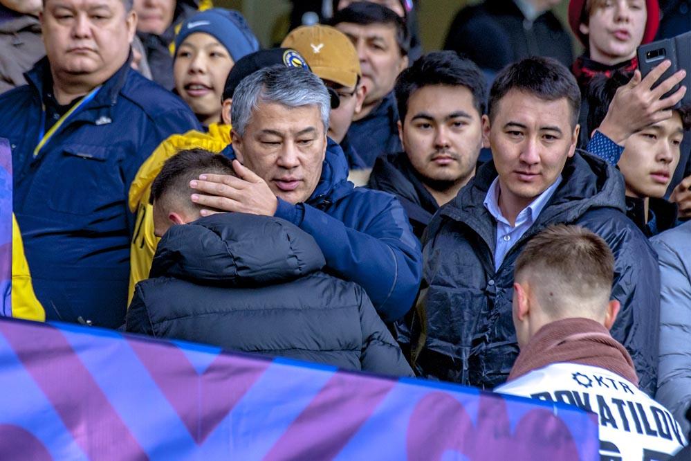 Кайрат Боранбаев жёстко прошелся по судейству в Чемпионате Казахстана (видео)