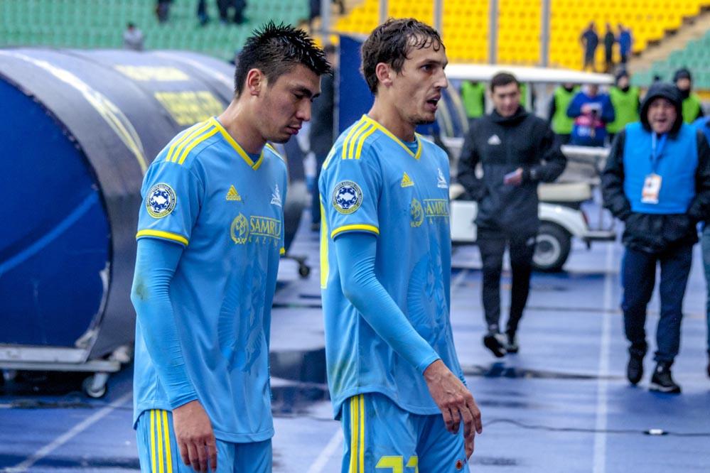 Болельщик сборной Казахстана усомнился в патриотизме столичных футболистов накануне игры с Бельгией