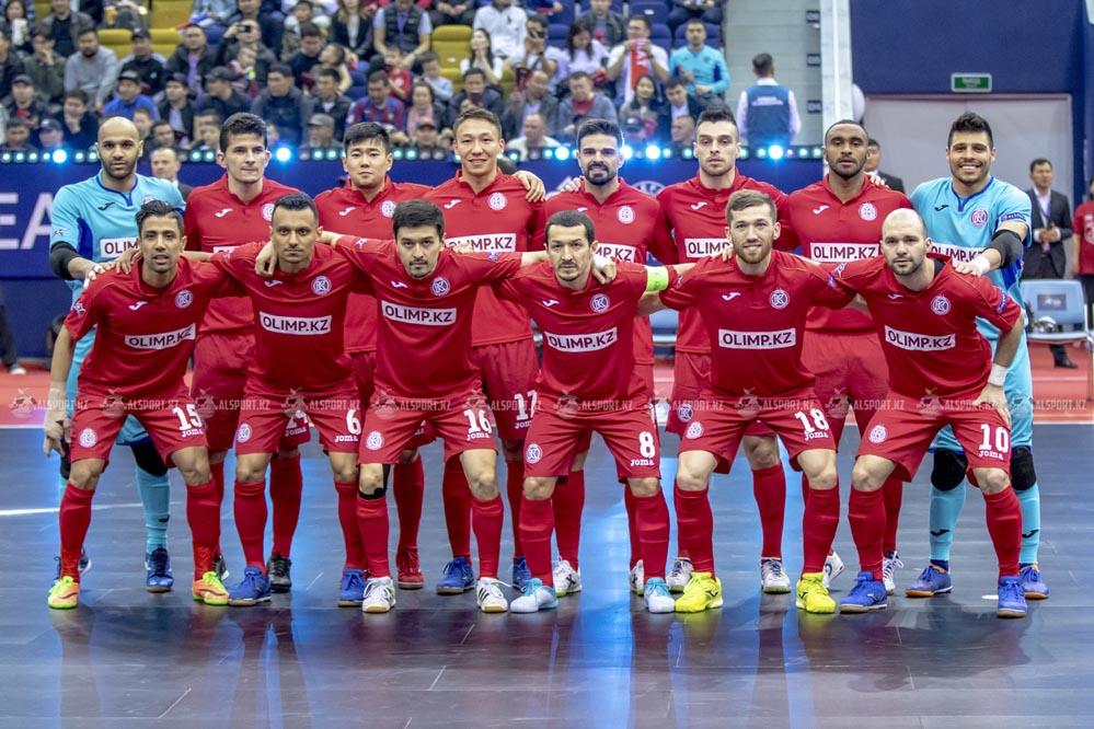 Кайрат признан лучшим клубом Европы