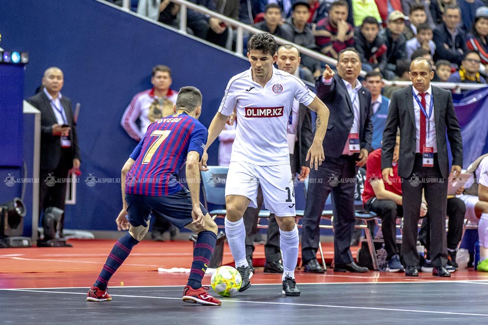 International Futsal Masters 2019