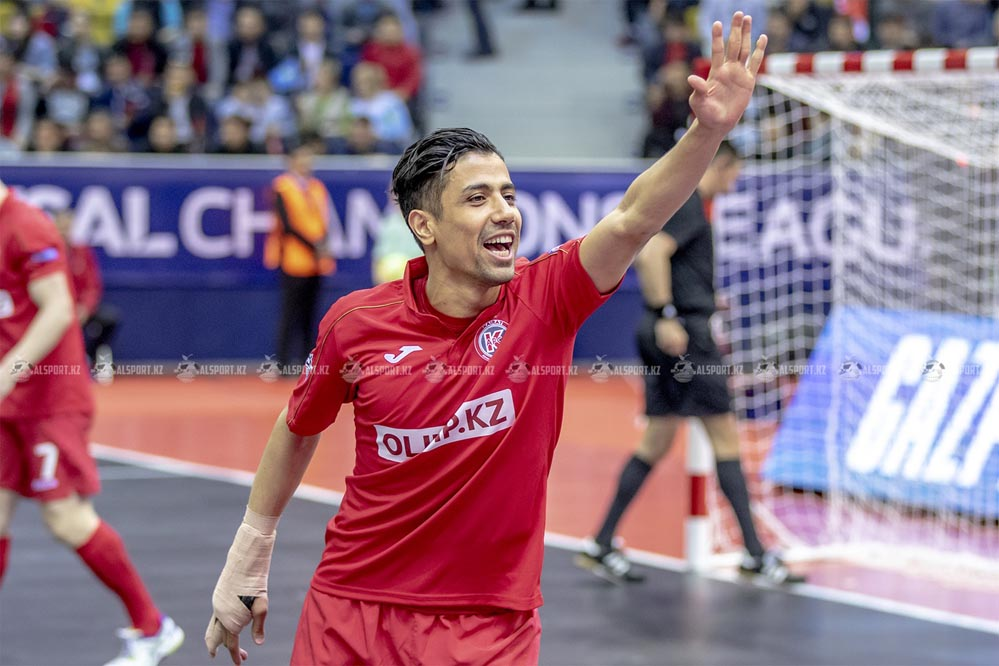 Кайрат взял Суперкубок Казахстана-2019