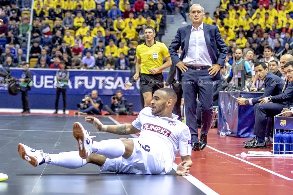 Почему QazSport не показал матчи Кайрата в Лиге Чемпионов