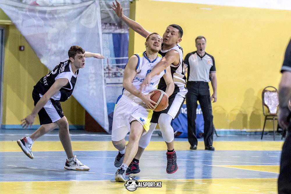 Баскетболисты Легиона обыграли Тобол