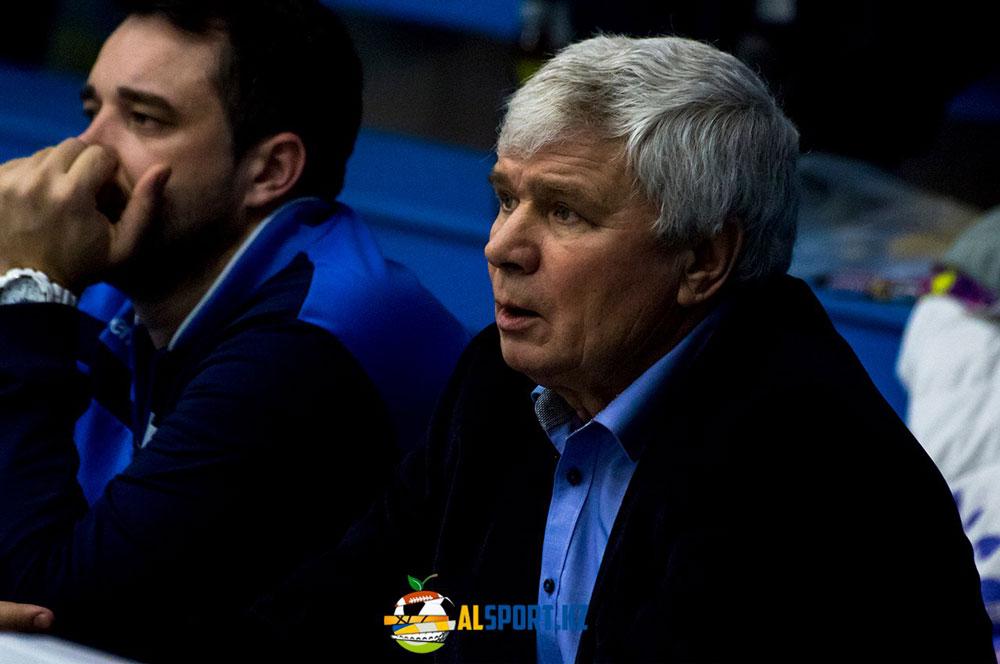 Волебойльный клуб Алматы возглавил известнейший тренер