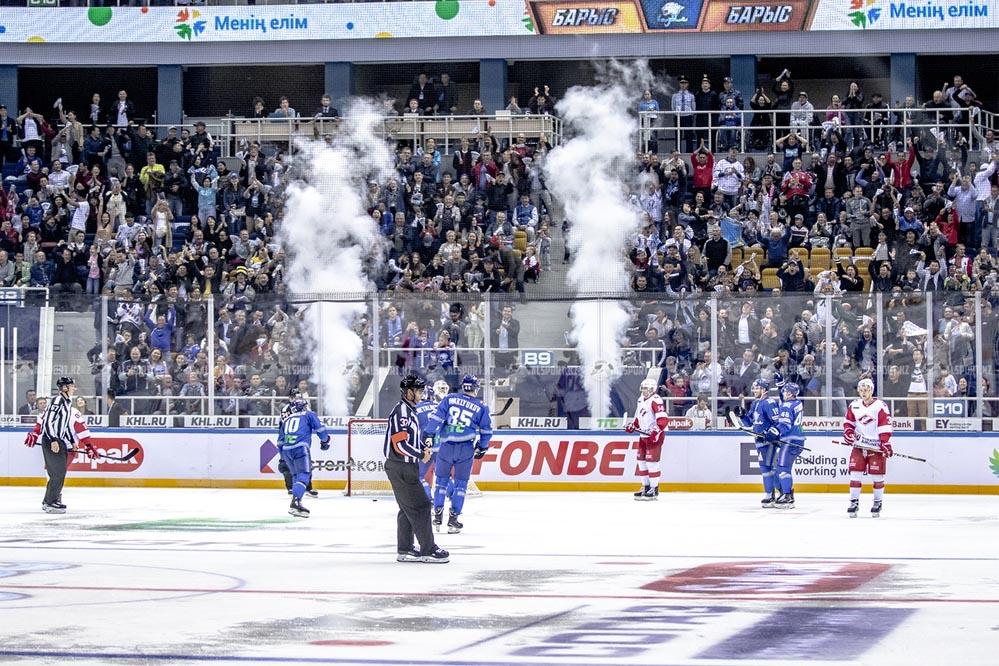Шведский хоккеист выразил желание сыграть за сборную Казахстана