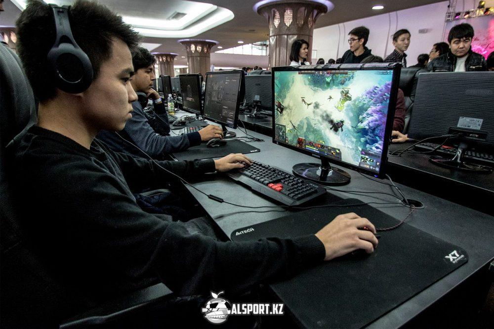 В Алматы определилась сильнейшая казахстанская команда по Dota2