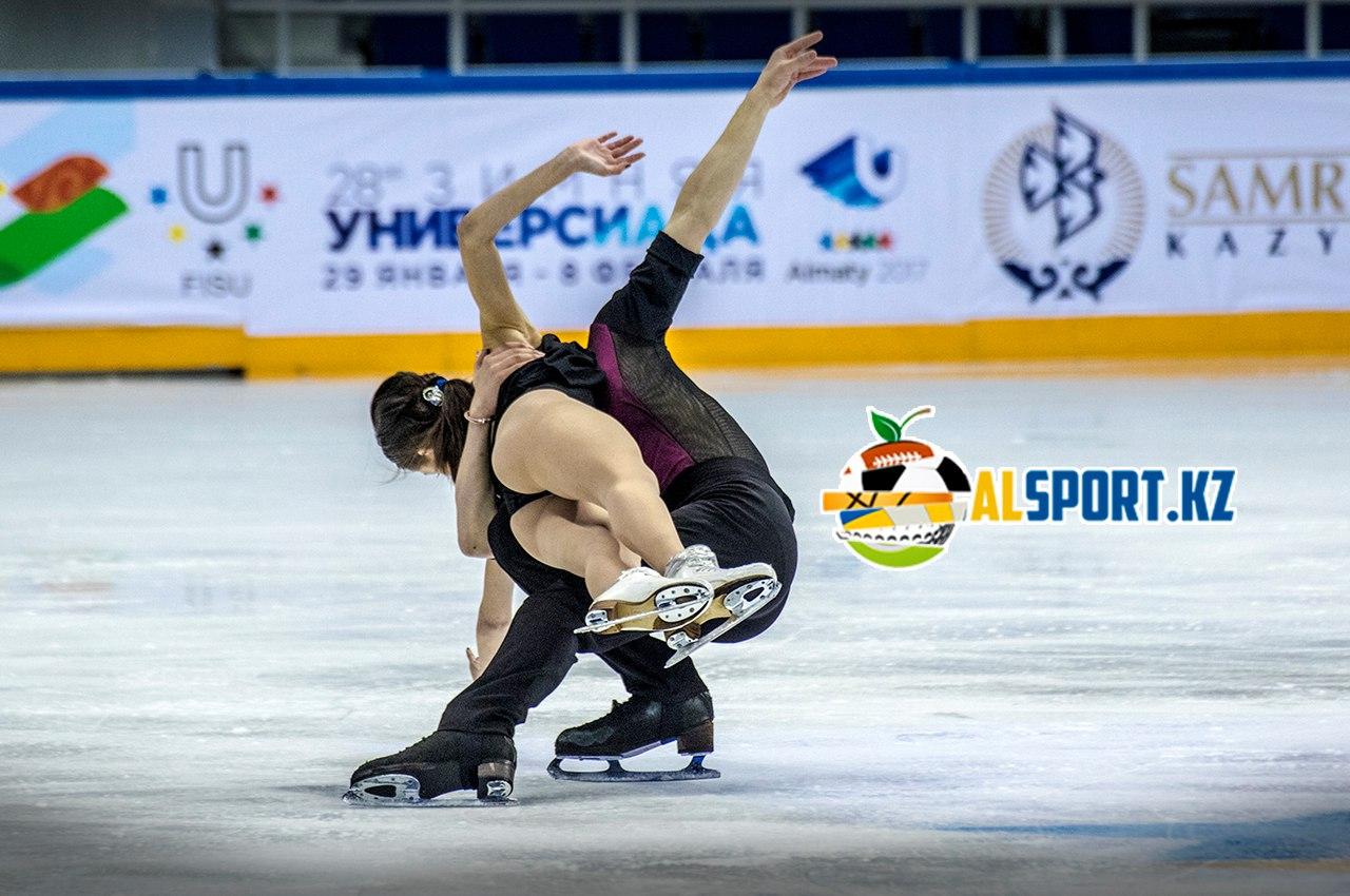Чемпионат Казахстана по фигурному катанию