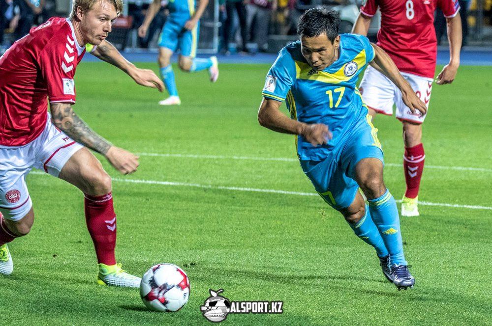 Впрочем, ничего нового: казахстанские футболисты потерпели очередное поражение