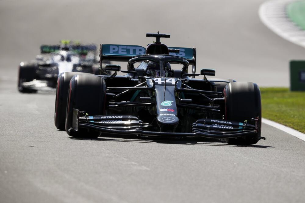 Формула-1 2020 Гран-При Бельгии, седьмой этап